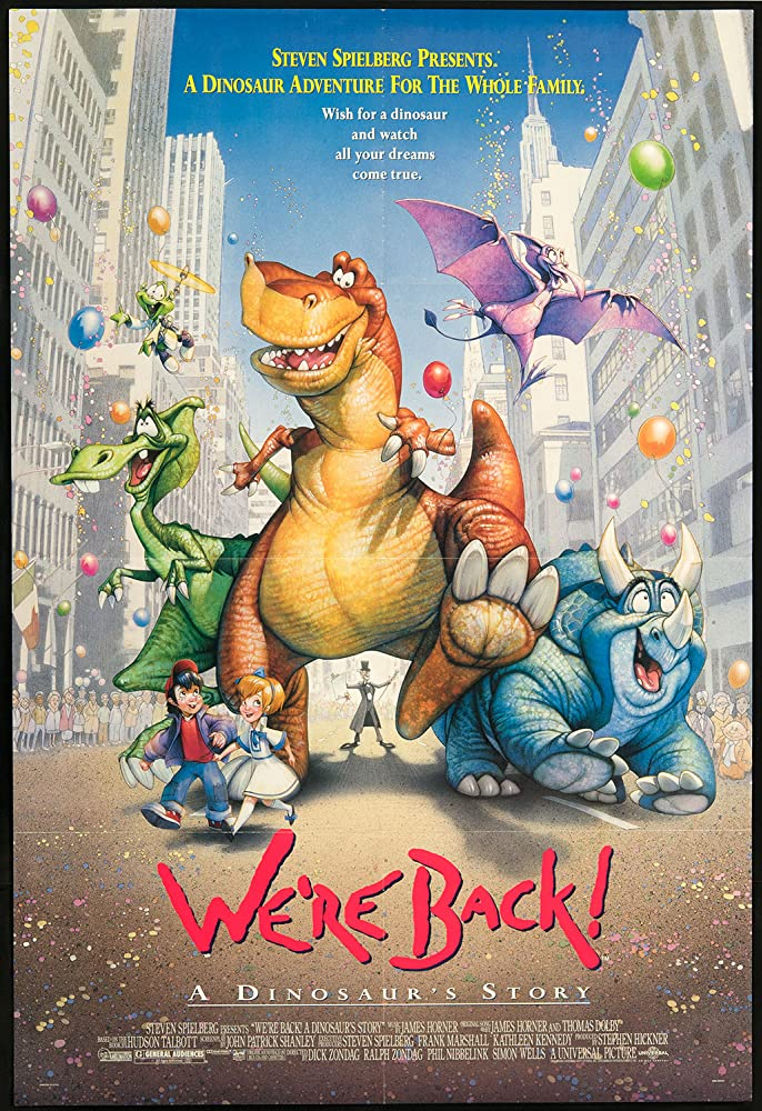 Watch Movie we-re-back-a-dinosaur-s-story