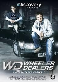 Watch Movie wheeler-dealers-season-1