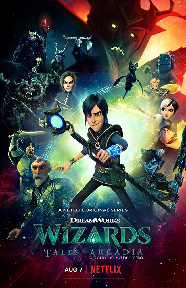 Watch Movie wizards-season-1