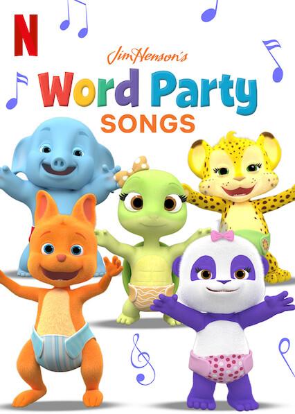 Watch Movie word-party-songs-season-1