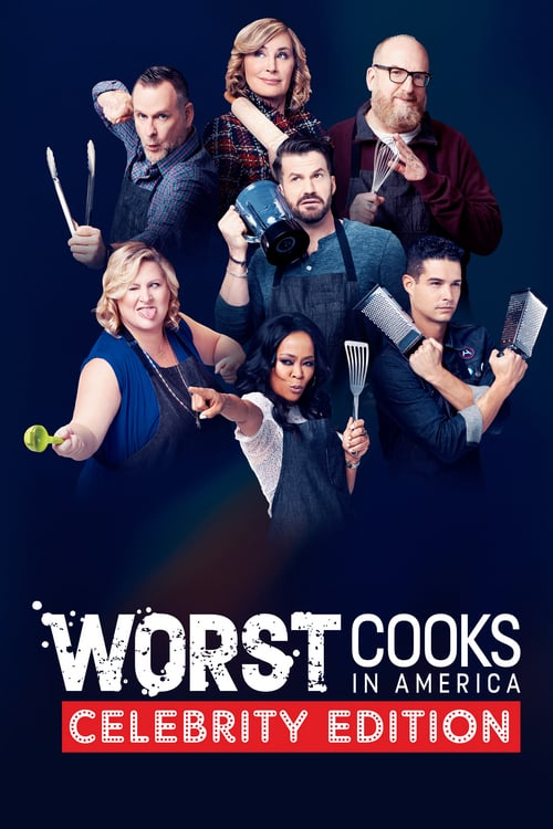 Worst Cooks in America - Season 19