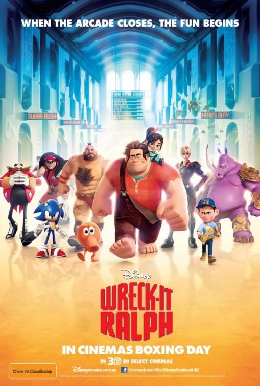 Watch Movie wreck-it-ralph