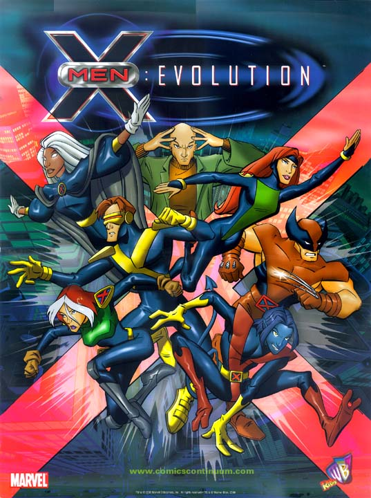 Watch Movie x-men-evolution-season-2