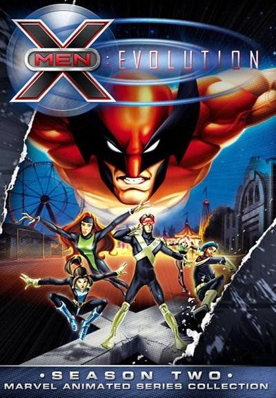 Watch Movie x-men-evolution-season-3