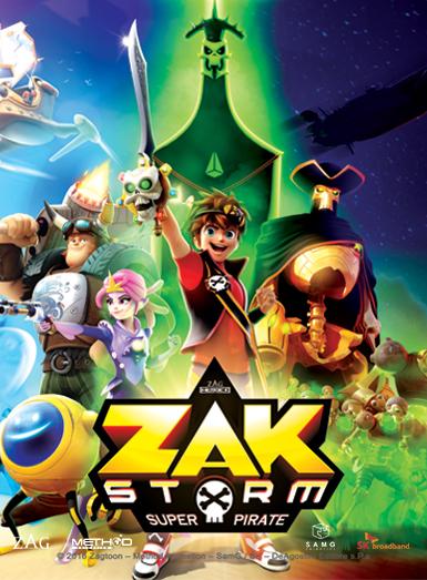 Zak Storm - Season 01