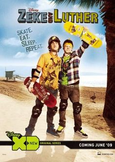 Watch Movie zeke-and-luther-season-2